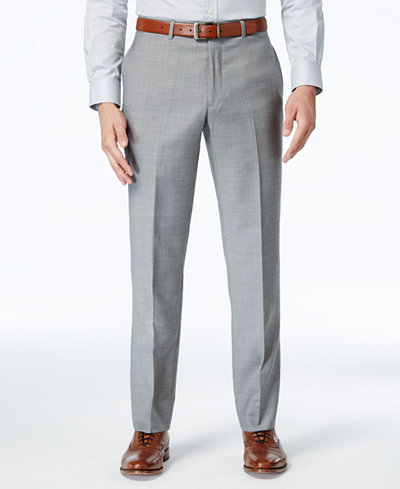 Grey Suit Pants - Hardon Clothes