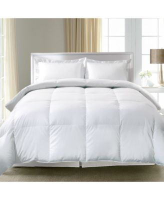 300-Thread Count Over-sized Full/Queen Feather/Down Comforter