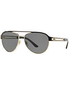 Versace Polarized Sunglasses, VE2165