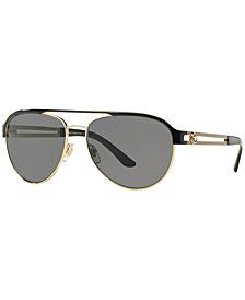 Versace Polarized Sunglasses, VE2165