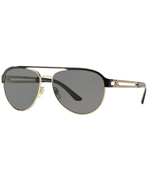 e9829461075 Versace Polarized Sunglasses