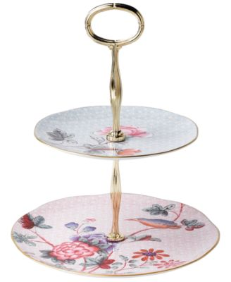 Cuckoo Two Tier Cake Stand