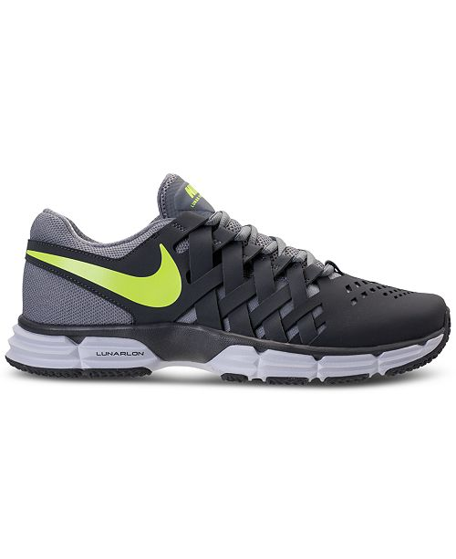 the best attitude f5c0f 56d64 ... ireland nike mens lunar fingertrap tr training sneakers from finish  line finish line athletic shoes men
