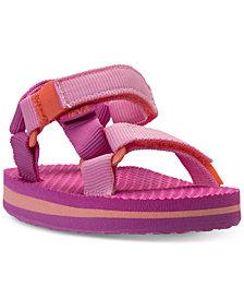 Teva Toddler Girls' Original Universal Athletic Flip Flop Sandals from Finish Line