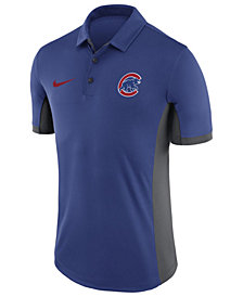 Nike Men's Chicago Cubs Franchise Polo