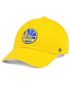 '47 Brand Golden State Warriors CLEAN UP Cap
