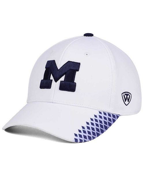 innovative design aa57c 30acb ... Top of the World Michigan Wolverines Merge Stretch Cap ...