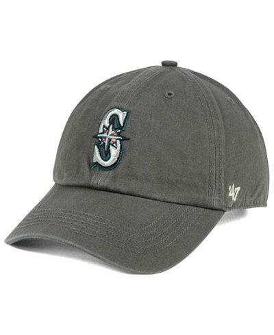 '47 Brand Seattle Mariners Chalkie Clean Up Cap