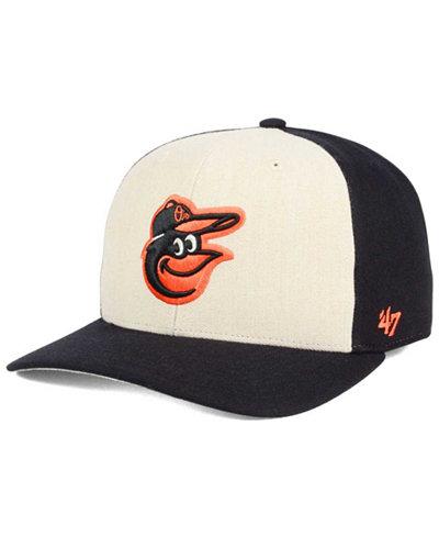 '47 Brand Baltimore Orioles Inductor MVP Cap