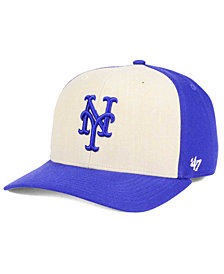 '47 Brand New York Mets Inductor MVP Cap