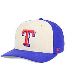 '47 Brand Texas Rangers Inductor MVP Cap