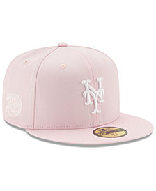 New Era New York Mets C-Dub Patch 59FIFTY Cap