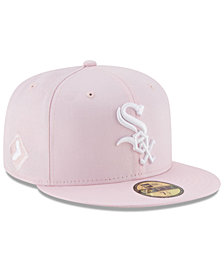New Era Chicago White Sox C-Dub Patch 59FIFTY Cap