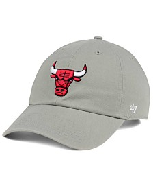 '47 Brand Chicago Bulls Clean Up Cap