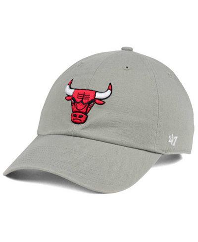 '47 Brand Chicago Bulls Clean Up Cap
