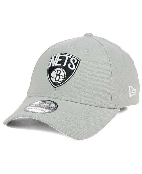 9cecf1befd4 New Era Brooklyn Nets Team Classic 39THIRTY Cap   Reviews ...
