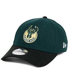 New Era Milwaukee Bucks Team Classic 39THIRTY Cap