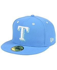 New Era Texas Rangers Pantone Collection 59FIFTY Cap