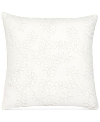 """Wisteria Falls 20"""" Square Decorative Pillow"""