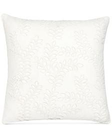 """Sanderson Wisteria Falls 20"""" Square Decorative Pillow"""