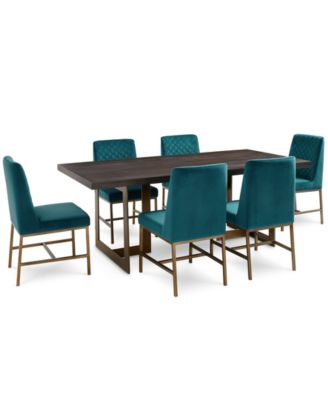 Cambridge Dining Furniture, 7 Pc. Set (Dining Table U0026 6 Side Chairs