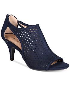 ab7f7cdb97a Navy Blue Shoes: Shop Navy Blue Shoes - Macy's