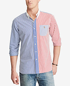 Polo Ralph Lauren Men's Standard Fit Cotton Shirt