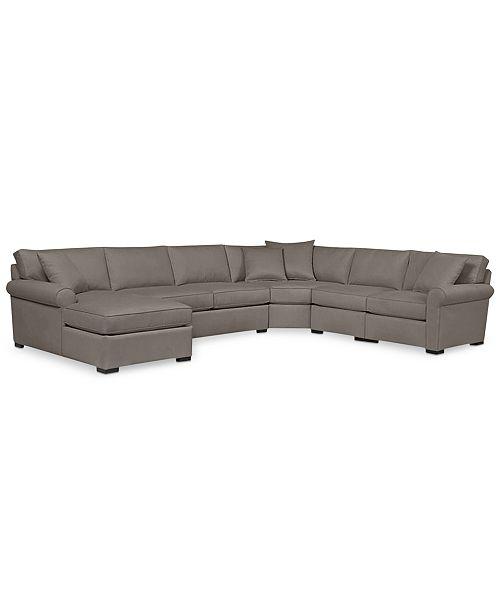 Macys Astra Sofa Reviews Baci Living Room