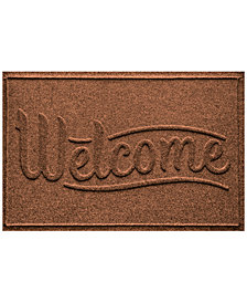 Bungalow Flooring Welcome 2' x 3' Doormat