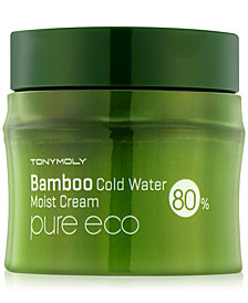 TONYMOLY Pure Eco Bamboo Cold Water Moisture Cream