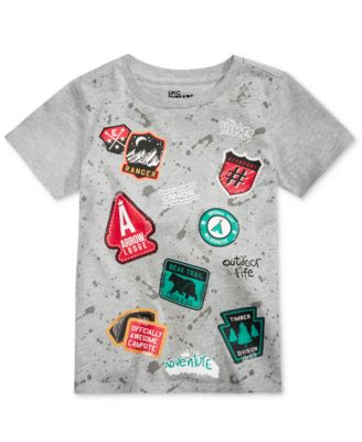 Image of Epic Threads Graphic-Print T-Shirt, Toddler & Little Boys (2T-7), Created for Macy's