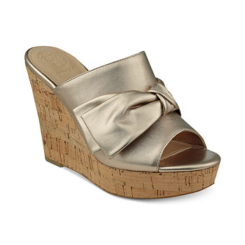 GUESS Hotlove Platform Wedges Women's Sandal