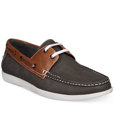 Unlisted by Kenneth Cole Men's Comment-After Boat Shoes