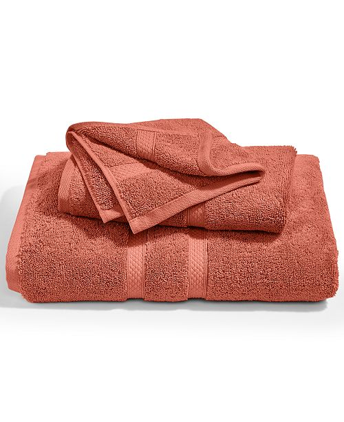 Charter Club  Elite Hygro Cotton Washcloth, Created for Macy's