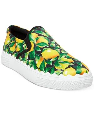 Betsey Johnson Emmet Slip-On Sneakers Women