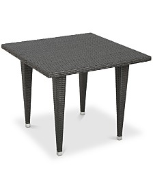 Dyxon Square Table, Quick Ship