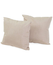 "Valen 17"" Sunbrella Pillows (Set of 2), Quick Ship"