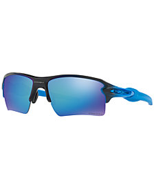 Oakley Polarized Flak 2.0 XL Sunglasses, OO9188 59