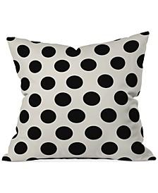 """Allyson Johnson Classiest Cream 16"""" Square Decorative Pillow"""