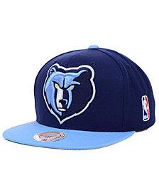 Mitchell & Ness Memphis Grizzlies XL Logo Snapback Cap