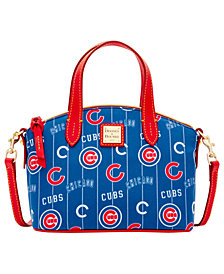 Dooney & Bourke MLB Nylon Mini Crossbody Satchel