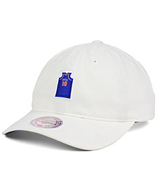 Mitchell & Ness Walt Frazier New York Knicks Deez Jersey Dad Cap