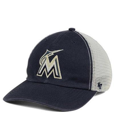 '47 Brand Miami Marlins Griffin CLOSER Cap