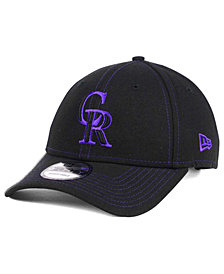 New Era Colorado Rockies The League Classic 9FORTY Adjustable Cap
