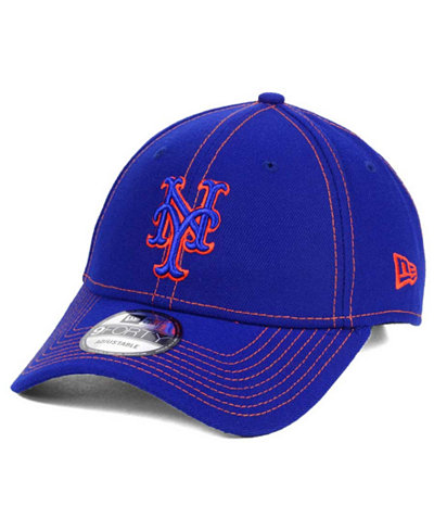 New Era New York Mets The League Classic 9FORTY Adjustable Cap ... 646f599e691