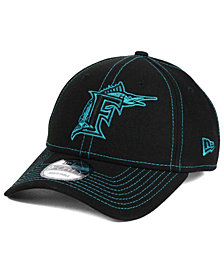 New Era Florida Marlins The League Classic 9FORTY Adjustable Cap