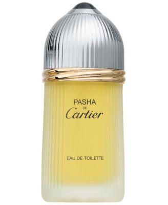 Men's Pasha de Cartier Eau de Toilette Spray, 3.3 oz.