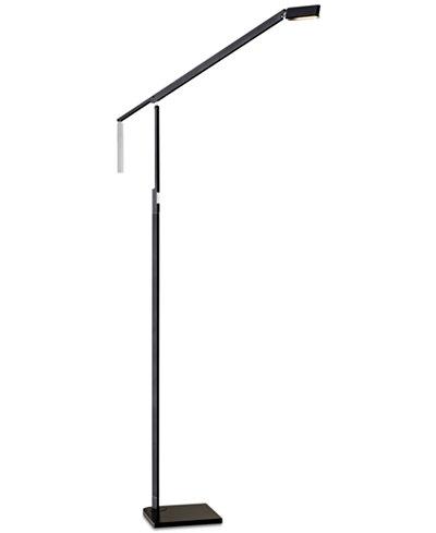 Adesso Lazzaro LED Floor Lamp