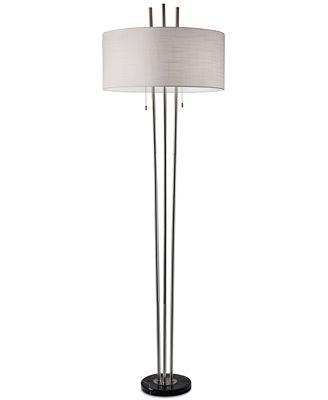 Adesso anderson floor lamp