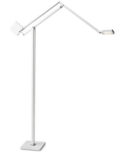 Adesso Cooper LED Floor Lamp